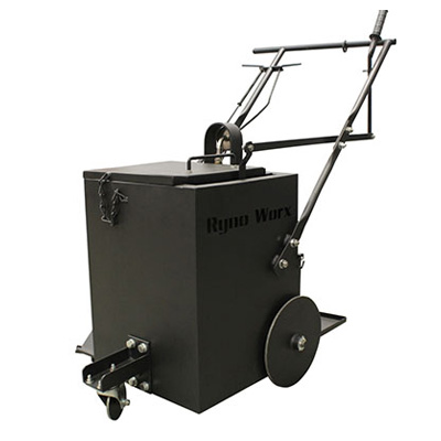 RY10MA Crack Fill Melter Applicator