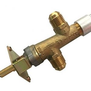 "Low Pressure Flame Out Valve - 3/8"" Male Flare Fittings"