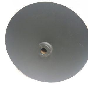 Rear Wheel Assy with V2 Bushing  - Melter Applicator