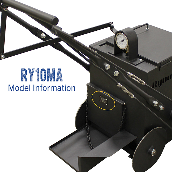 RynoWorx RY10MA model number.